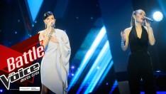 นัท VS พลอย - ที่ว่าง | รอบ Battle | The Voice 2019 2 ธ.ค. 2562