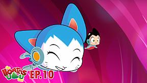 Go Astro boy Go!   EP.10 ตอน ชิ้นส่วนเล็กๆ ที่ยิ่งใหญ่