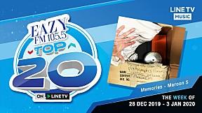 EAZY TOP 20 Weekly Update | 05-01-2020