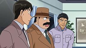 ยอดนักสืบจิ๋ว โคนัน ซีรีส์ ปี 13   EP.616 ตอน พยานที่ไม่เห็นเหตุการณ์