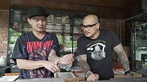 Tattoo Brothers สักแต่พูด | EP.5 ชัช บอดี้สแลม
