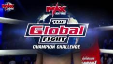 22 ม.ค. 63 | โซระ คาวามะ (JP) VS ไวไว ช. ชนาธิป (MM) | THE GLOBAL FIGHT CHAMPION CHALLENGE