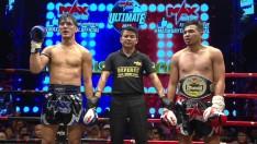 HIGHLIGHT | Promo 2020 | Max Muay Thai