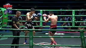 3 ก.พ. 63 | HIGHLIGHT | ชมการต่อสู้ของสุดยอดศึกมวยไทย 3 ยก สุดมัน l Muay Thai Fighter