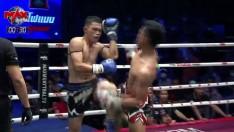 6 ก.พ. 62 | คู่ที่ 1 | ดอลล่า ป. ปลื้มยิม VS อาปิง ศิษย์ช่างหมู l The Global Fight Champion Challenge
