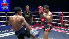 13 ก.พ. 63 | คู่ที่ 3 | ก้องฟ้า เพ็ชรจินดา VS ยอดอาคม AM มวยไทย l The Global Fight Champion challenge