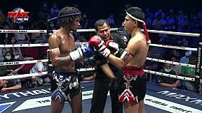 12 ก.พ. 63   คู่ที่ 5   สมเดช วินัยฮาร์ดแวร์ VS รอน คิง l The Global Fight Champion Challenge