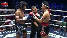 12 ก.พ. 63 | คู่ที่ 5 | สมเดช วินัยฮาร์ดแวร์ VS รอน คิง l The Global Fight Champion Challenge