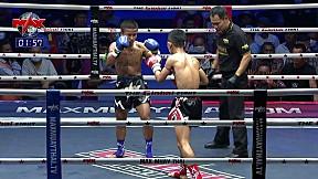 12 ก.พ. 63 | คู่ที่ 1 | นาวี ช. ชัชชัย VS จ้าวเวหา ส. ทวีทรัพย์ l The Global Fight Champion Challenge