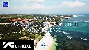 WINNER - WINNER\'S 2020 WELCOMING COLLECTION [in BALI] PHOTOSHOOT MAKING FILM SPOT