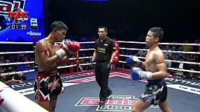 26 ก.พ. 63 | คู่ที่ 4 | เพชรสีนิล ต. คงอินทร์ VS เดชอนันต์ ศิษย์สารวัตรนพดล | The Global Fight Champion challenge