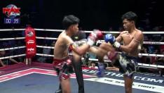 26 ก.พ. 63 | คู่ที่ 1 | โตรัยรัตน์ ส. สาลี VS เพชรสุธี ส. สุธียิม | The Global Fight Champion challenge