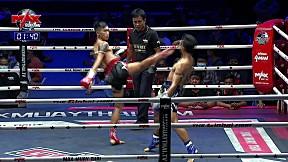 4 มี.ค. 63 | คู่ที่ 5 | ยอดชาย ศิษย์ทองปอนด์ VS ชาติศึก TR อินซูเลชั่น  | The Global Fight Champion Challenge