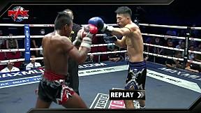 4 มี.ค. 63 | คู่ที่ 2 | ขุนเดช สมรการโยธา VS เกา เหว่ยจุน | The Global Fight Champion Challenge