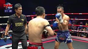 6 มี.ค. 63 | คู่ที่ 6 | เพชรพัทยา เพชรอาสิระ VS เก่งไทยแลนด์ ช่างนายมวยไทยยิม | MUAY THAI BATTLE