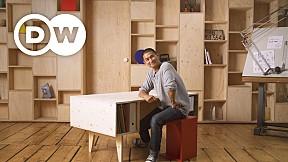 How to Bauhaus EP.1   Study Desk