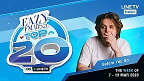 EAZY TOP 20 Weekly Update | 15-03-2020
