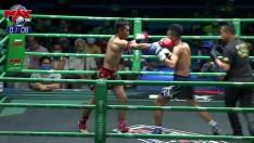 Highlight | คู่ที่ 1 | ลำน้ำโขง ค่ายแสนสุขยิม VS ก้องอุดร ท. ประจักษ์ชัย | MUAY THAI FIGHTER | 9 มี.ค. 63