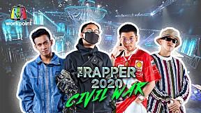 จดหมายผิดซอง - GROUP BATTLE | THE RAPPER 2020 CIVIL WAR