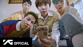 WINNER - '뜸(Hold)' M\/V NG CUTS