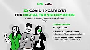 COVID-19 Catalyst for Digital Transformation