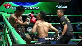 Highlight | คู่ที่ 1 | ลำน้ำโขง ค่ายแสนสุขยิม (ลาว) VS ก้องอุดร ท. ประจักษ์ชัย | MUAY THAI FIGHTER | 6 มี.ค. 63