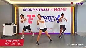 BodyCombat สุดมันส์แบบ Non-stop ให้คุณได้ออกกำลังกายในรูปแบบการต่อสู้ที่หลากหลาย