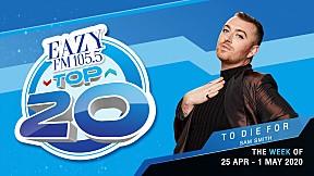 EAZY TOP 20 Weekly Update   03-05-2020