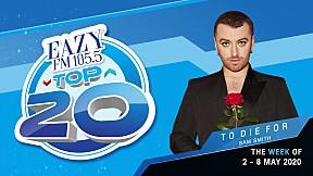 EAZY TOP 20 Weekly Update   10-05-2020