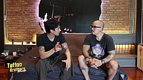 Tattoo Brothers สักแต่พูด | EP.18 DJ Man