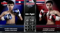 HIGHLIGHT | สุดเดือด 2 คู่รวด | THE GLOBAL FIGHT CHAMPION CHALLENGE