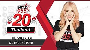 HITZ 20 Thailand Weekly Update   14-06-2020