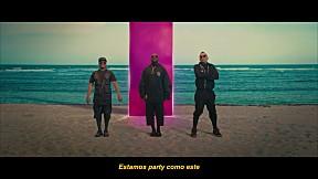 Black Eyed Peas, El Alfa - NO MAÑANA (Official Music Video)
