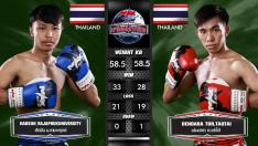 27 ก.ค. 63 | คู่ที่ 2 | ฮัดซัน ม. ราชพฤกษ์ VS เด่นดารา ต. เต่าใต้ | Muay Thai Fighter
