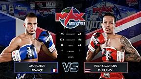 [SPAIN VS THAILAND] | 2 ส.ค. 63 | คู่ที่ 3 | ซาเวีย กอนซาเลส VS เฉลิมชัย ช. ชัชชัย