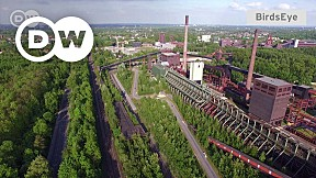 Zollverein Coal Mine Complex: From Ghost Town to Tourist Magnet
