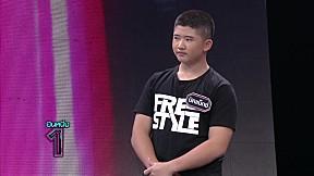 น้องมิคแม็กซ์ นักกีฬาฟรีสไตล์สลาลมทีมชาติไทย