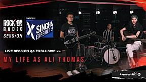 My Life As Ali Thomas | RockOn LIVE Session