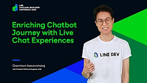 Enriching chatbot journey with live chat experiences