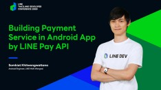 Building Payment Service in Android app by LINE Pay API