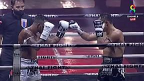 Thai Fight The New Normal | แสนชัย พี.เค.แสนชัย มวยไทยยิม vs  RODRIGO FREITAS