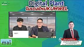 Digital Plant โมเดลใหม่ KUMWEL I ตะลุมบอล mai