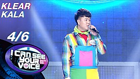 I Can See Your Voice -TH | EP.242 | NUM KALA VS KLEAR | 7 ต.ค. 63 [4\/6]
