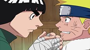 Naruto EP.193 | ตอน วีว่าท้าประลองโรงฝึก! วัยรุ่นมันต้องระเบิด! [1\/2]