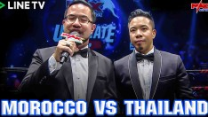 MAXMUAYTHAI - MOROCCO VS THAILAND