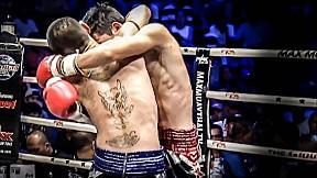 คู่ที่ 5 _ ก้องอุดร ท.ประจักษ์ชัย vs เพชรจุฬา ผู้กองโด่ง ตม. _ THE GLOBAL FIGHT 12 พ.ย. 63
