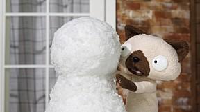 Botos Family   EP.27 Goodbye, Snowman!