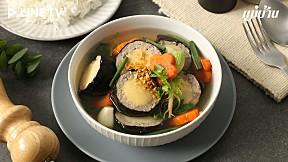 แจกสูตร 'แกงจืดเต้าหู้ไข่ห่อสาหร่าย' เมนูอาหารไทยแสนอร่อย ทำเมื่อไหร่ก็อร่อยเมื่อนั้น เด็กกินได้ ผู้ใหญกินอร่อย