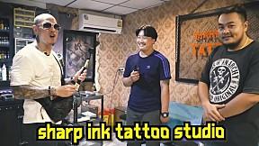 Tattoo Brothers สักแต่พูด | EP.62 ตามหาร้านสักย่านรังสิต - เมืองเอก 1\/2