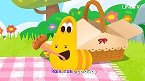 Larva KIDS | EP.9 RAIN RAIN GOAWAY